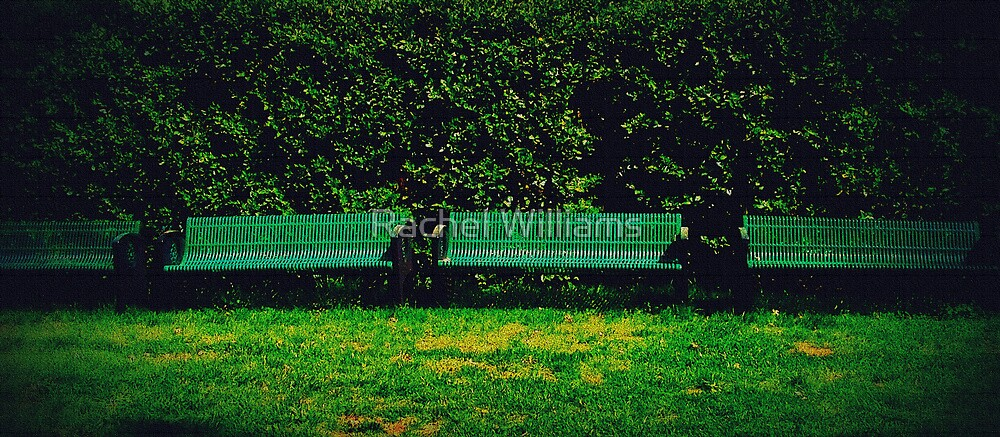 Seating Available by Rachel Williams