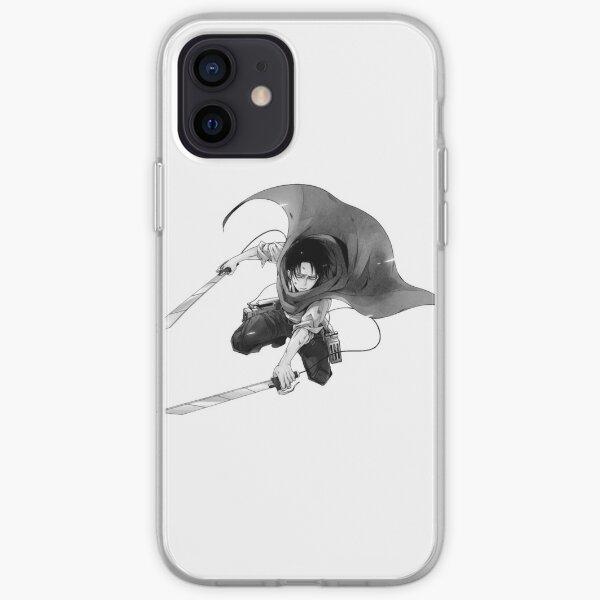 Livaï Ackerman Coque souple iPhone