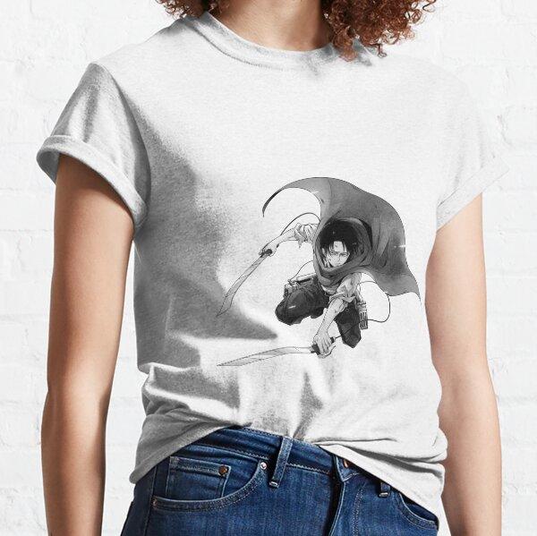 Livaï Ackerman T-shirt classique