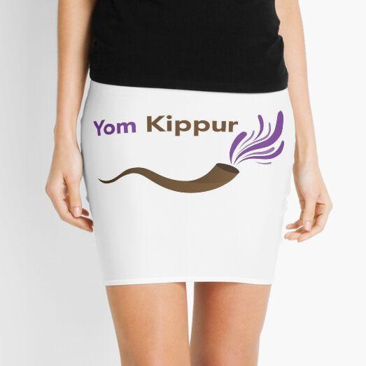 Yom Kippur #Yom #Kippur #YomKippur Mini Skirt