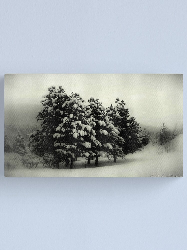 Alternate view of Peace on Earth Canvas Print