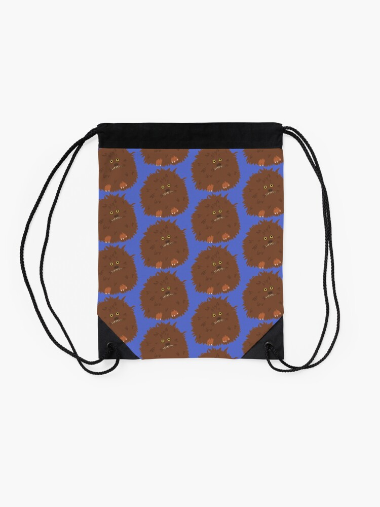 Alternate view of Fizzgig  Drawstring Bag