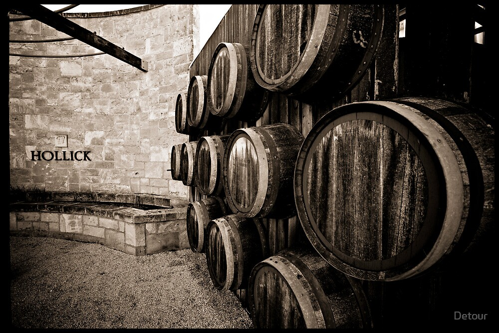 Hollick - winery Coonawarra SA by Detour