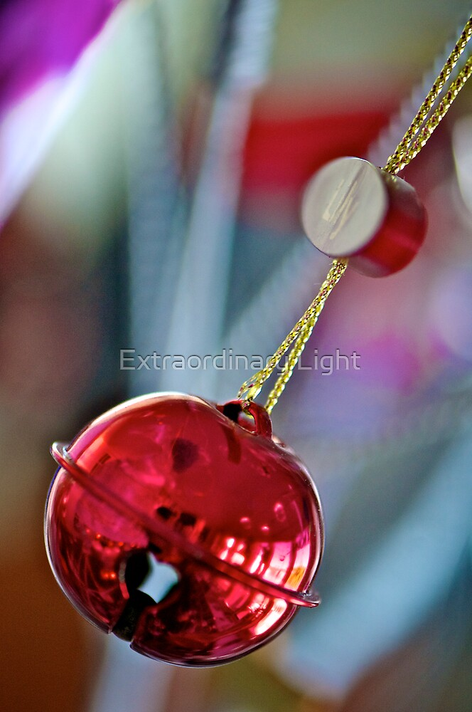 Christmas Bell by Extraordinary Light