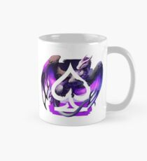 Asexual Pride Dragon Mug