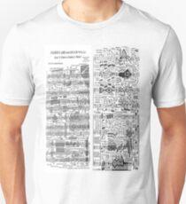 Faerie's Aire and Death Waltz Unisex T-Shirt