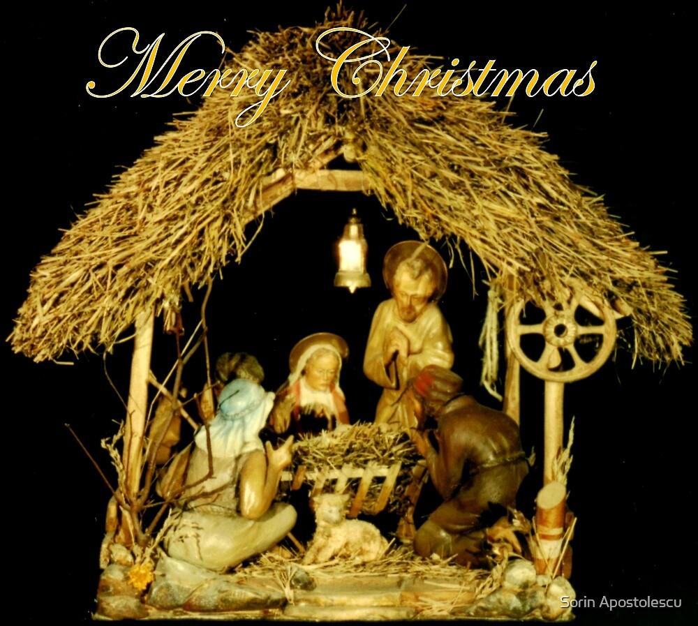 Nativity by Sorin Apostolescu