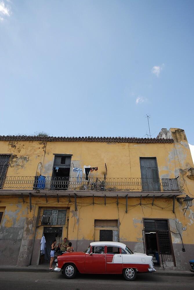 Havana - Cuba by victoria  tansley