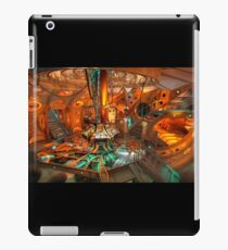 Dr. Who Tardis iPad Case/Skin