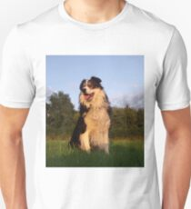 To err is human, to forgive, canine. T-Shirt