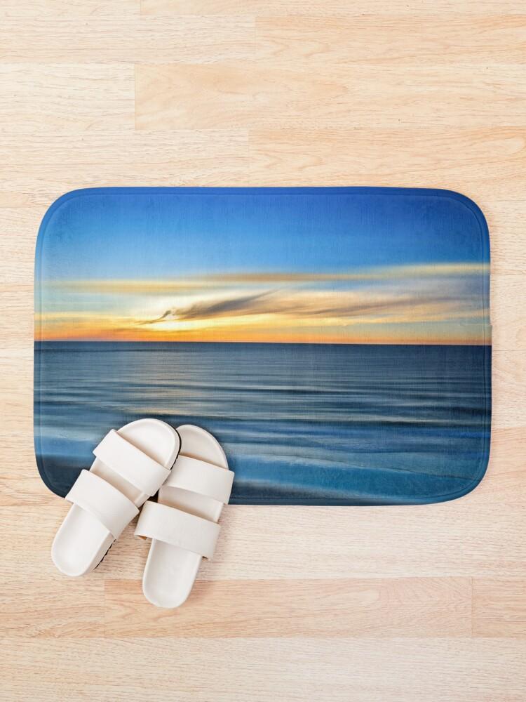 Alternate view of Beach Bath Mat