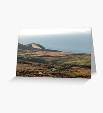 Dunmanus Bay - West Cork Greeting Card
