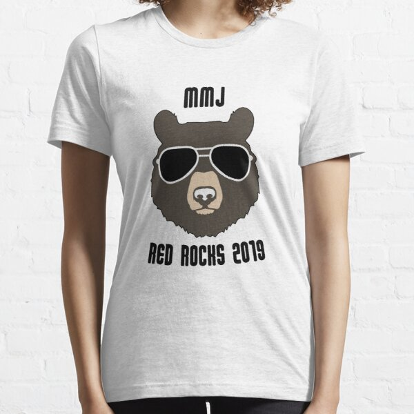 My Morning Jacket Red Rocks 2019 Essential T-Shirt