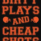 Dirty Plays And Cheap Shots by TheFlying6