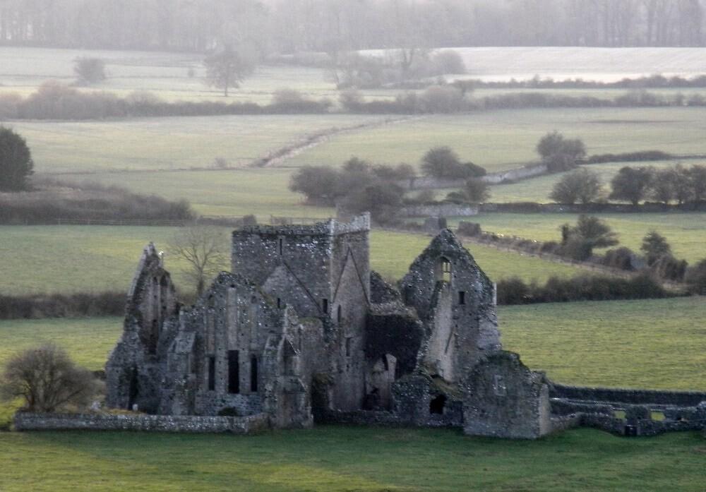 Abbey in Cashel - Co. Tipperary by lindart48