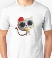White Cat of The Dead T-Shirt