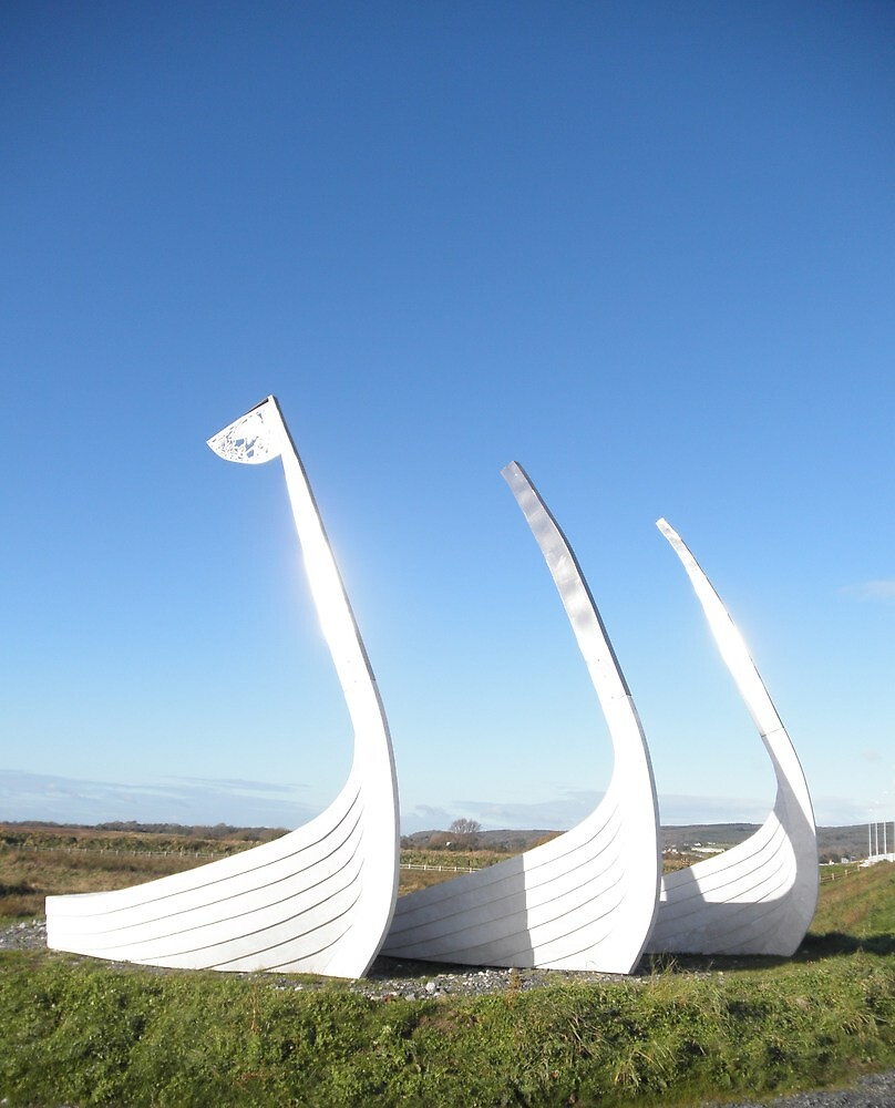 The Shannon Fleet by lindart48