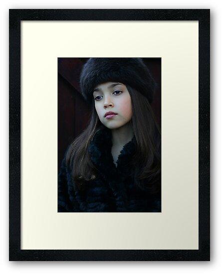 Queen Esther by Rebecca Tun