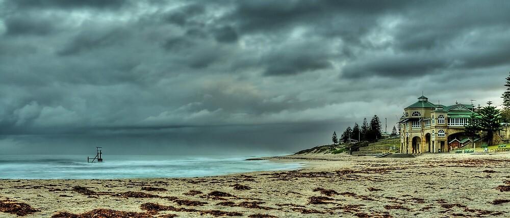 Winter Storm by Dean Eldrid