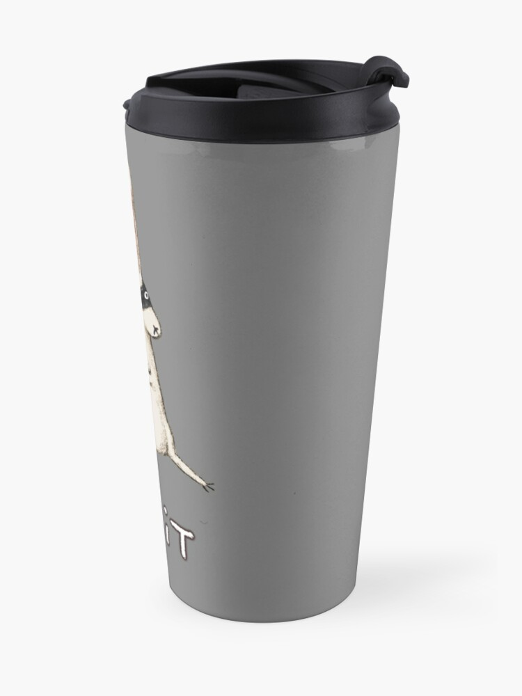 Alternate view of Robbit Travel Mug