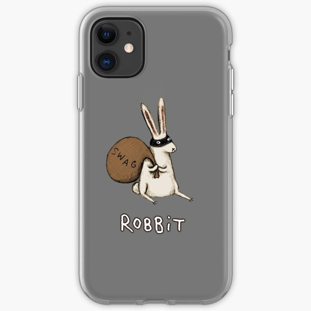 Robbit iPhone Case & Cover