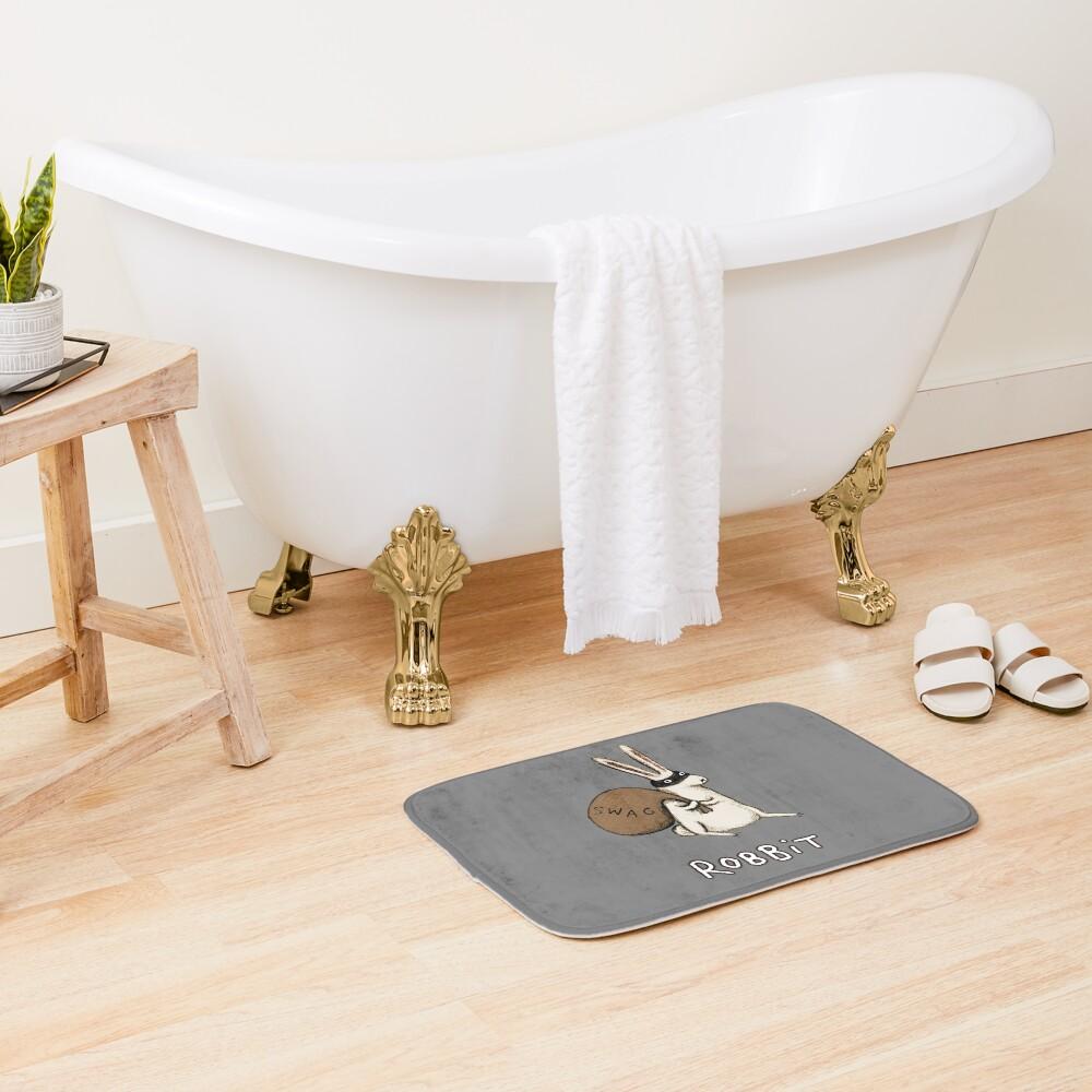Robbit Bath Mat