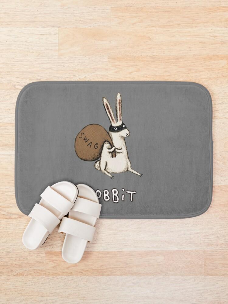 Alternate view of Robbit Bath Mat