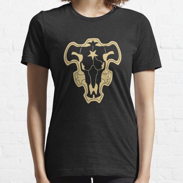 VENDEDOR MÁS VENDIDO Black Bulls Merchandise Camiseta esencial