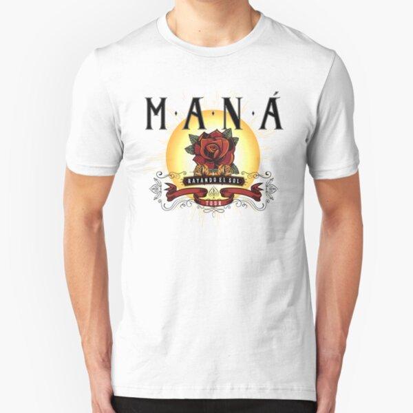 mana tour 2019 Slim Fit T-Shirt