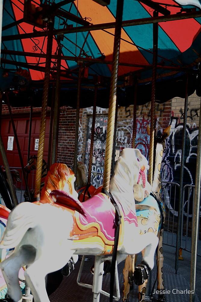 Brooklyn Carnival by Caroline Pugh