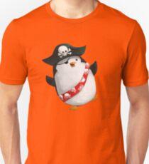 Cute Pirate Penguin Unisex T-Shirt