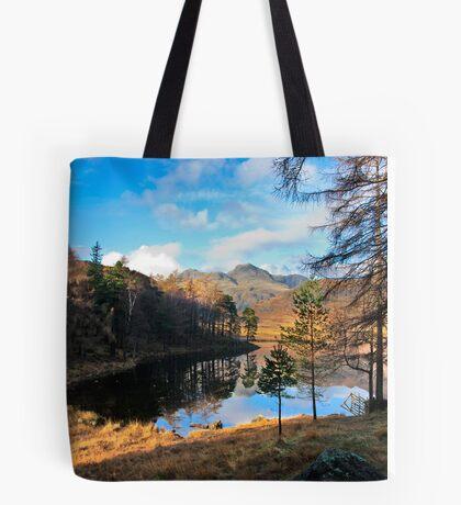 A Wonderful View of Blea Tarn Tote Bag