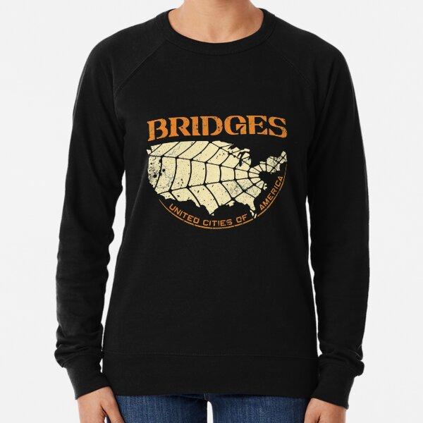 Bridges v2 Aged (Death Stranding) Lightweight Sweatshirt
