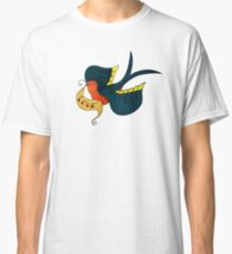 Old School Love Swallow Classic T-Shirt