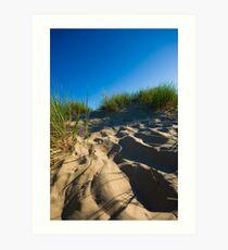 Sandbanks Art Print