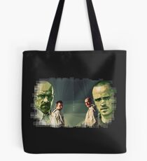 Heisenberg & Jesse Tote Bag