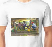 Street Market in Nairobi, KENYA Unisex T-Shirt