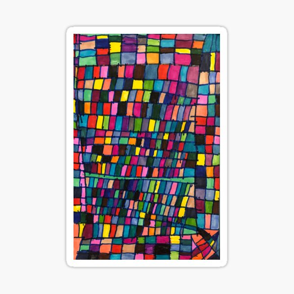 Abstract by Kevin H. Sticker