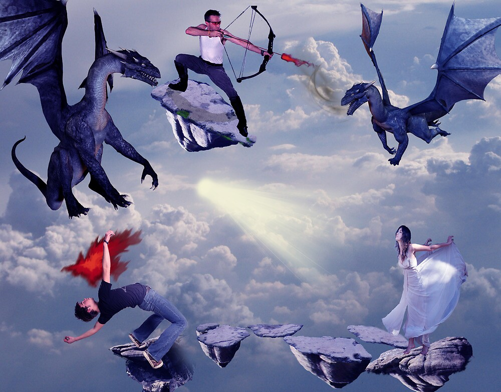 if your friends are dragons.. this is the way that you will play with them by sky   princess