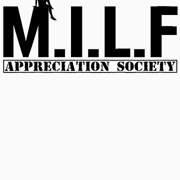 M.I.L.F Appreciation Society by Shnozzle