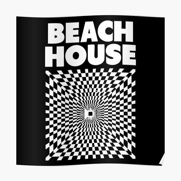 BEST SELLER Beach House Merchandise Poster