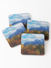 Seasons changing Coasters