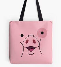 Gravity Falls Waddles Print Tote Bag
