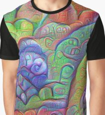 #DeepDream abstraction Graphic T-Shirt