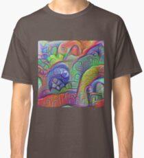 #DeepDream abstraction Classic T-Shirt
