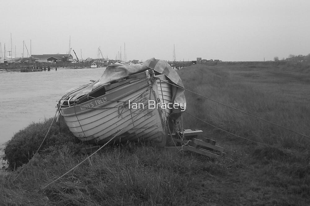 Rowing Boat, Southwold by Ian Bracey