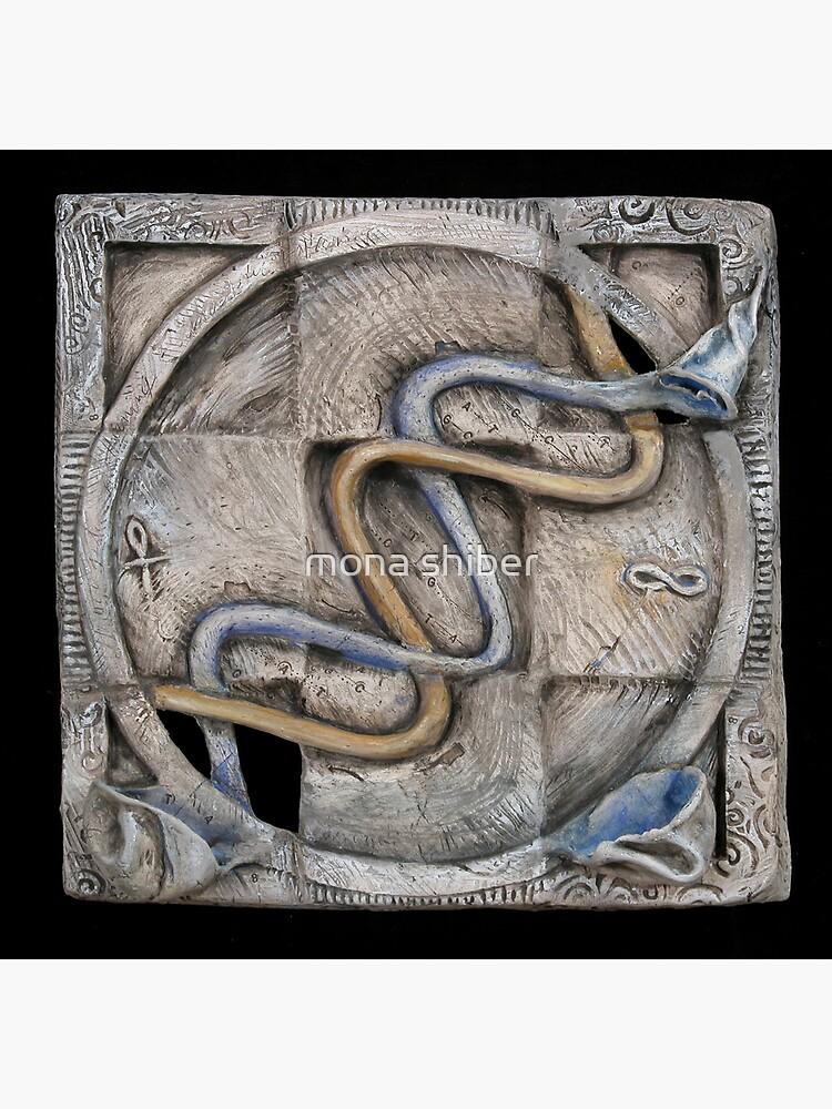 Spiral 2: evolving current by MonaShiber