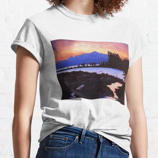 Sundown On The Sunshine Coast Classic T-Shirt