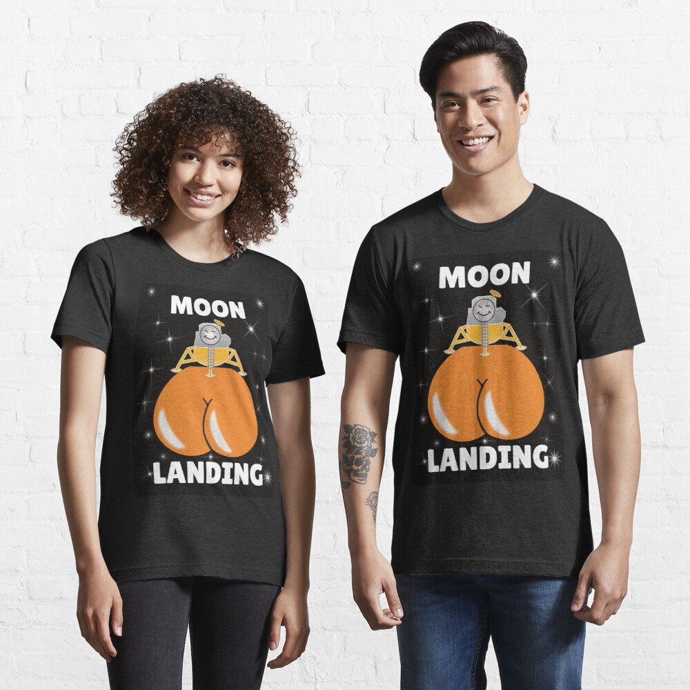 Moon Landing Essential T-Shirt