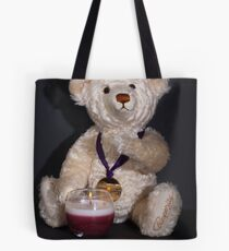 Keeping Warm Tote Bag